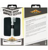 Accezz Xtreme Wallet Booktype voor Samsung Galaxy J6 - Zwart