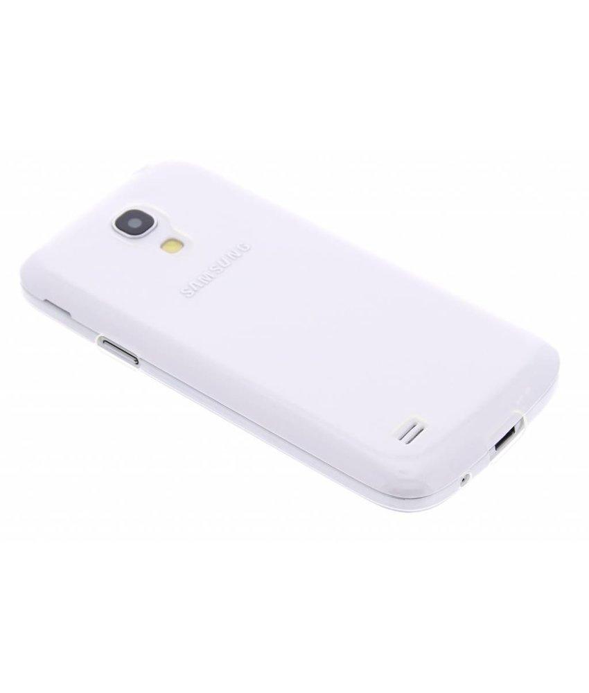 Ultra Thin Transparant Backcover Samsung Galaxy S4 Mini