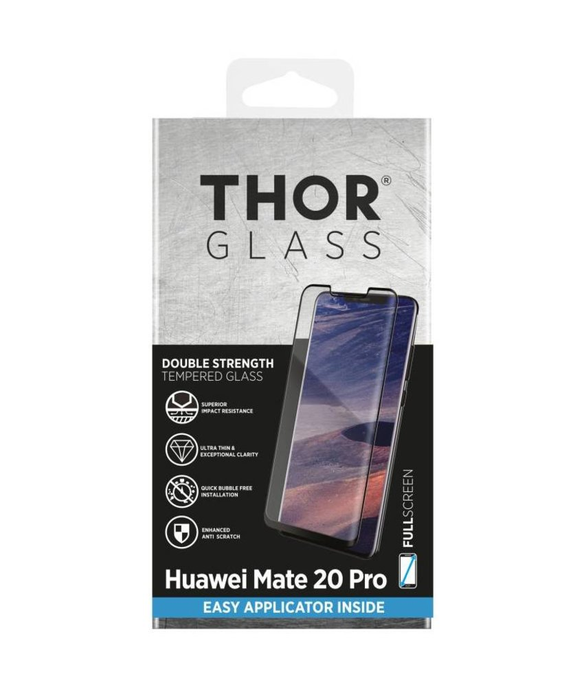 THOR Full Screenprotector + Apply Frame Huawei Mate 20 Pro