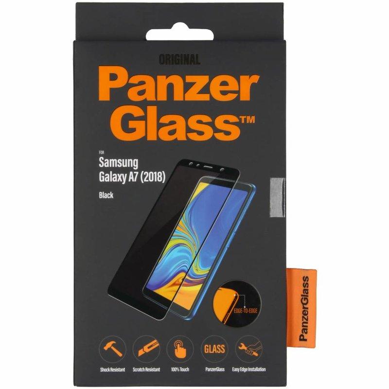 PanzerGlass Premium Screenprotector Samsung Galaxy A7 (2018)