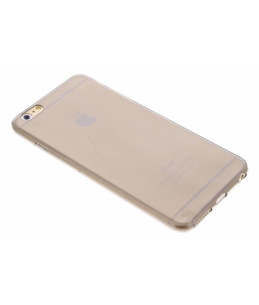 Ultra Thin Transparant Backcover iPhone 6(s) Plus