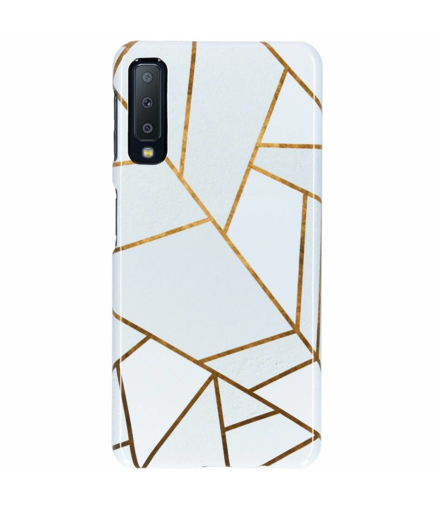 Passion Backcover Samsung Galaxy A7 (2018)