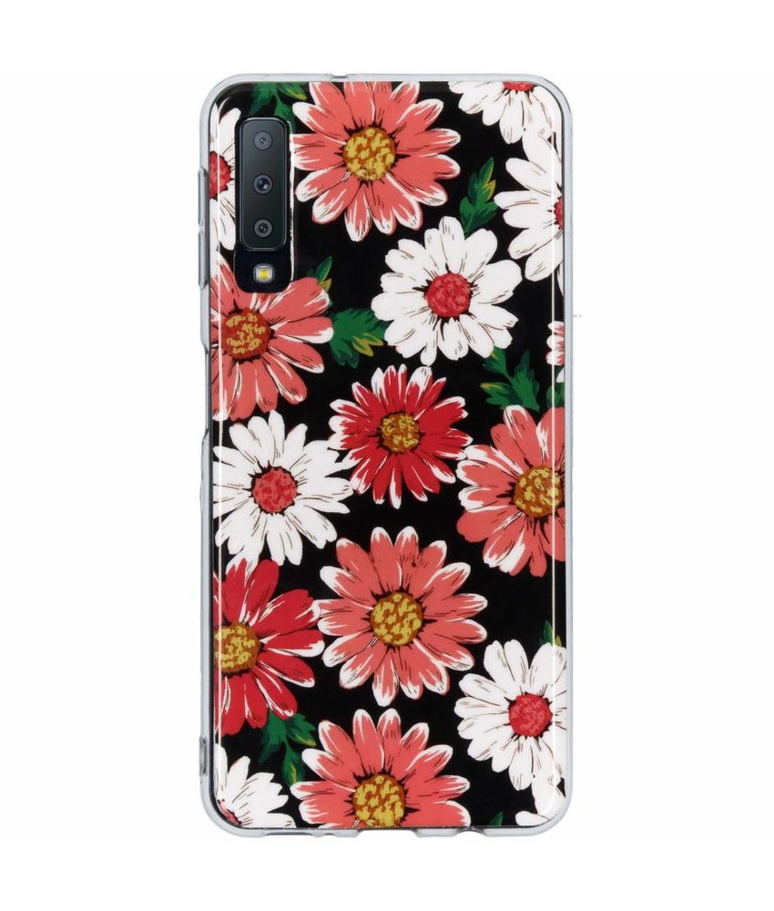 Design Backcover Samsung Galaxy A7 (2018)