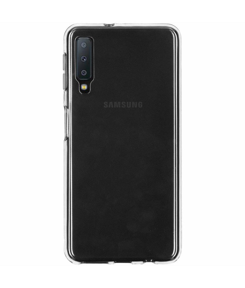 Softcase Backcover Samsung Galaxy A7 (2018)