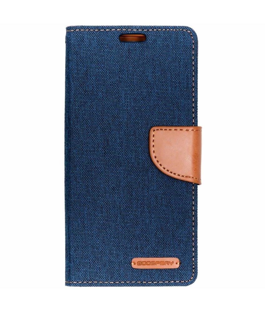 Mercury Goospery Canvas Diary Booktype Samsung Galaxy S10