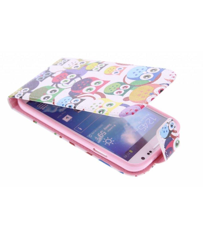 Design Flipcase Samsung Galaxy S4