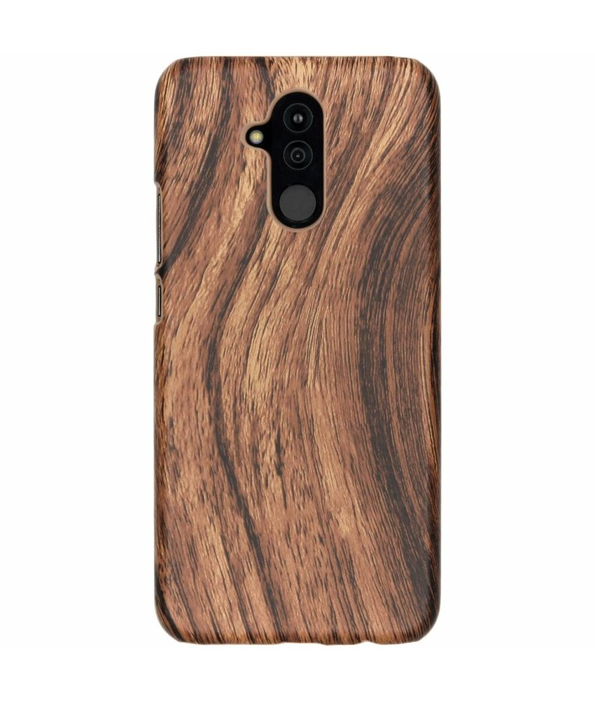 Hout Design Backcover Huawei Mate 20 Lite