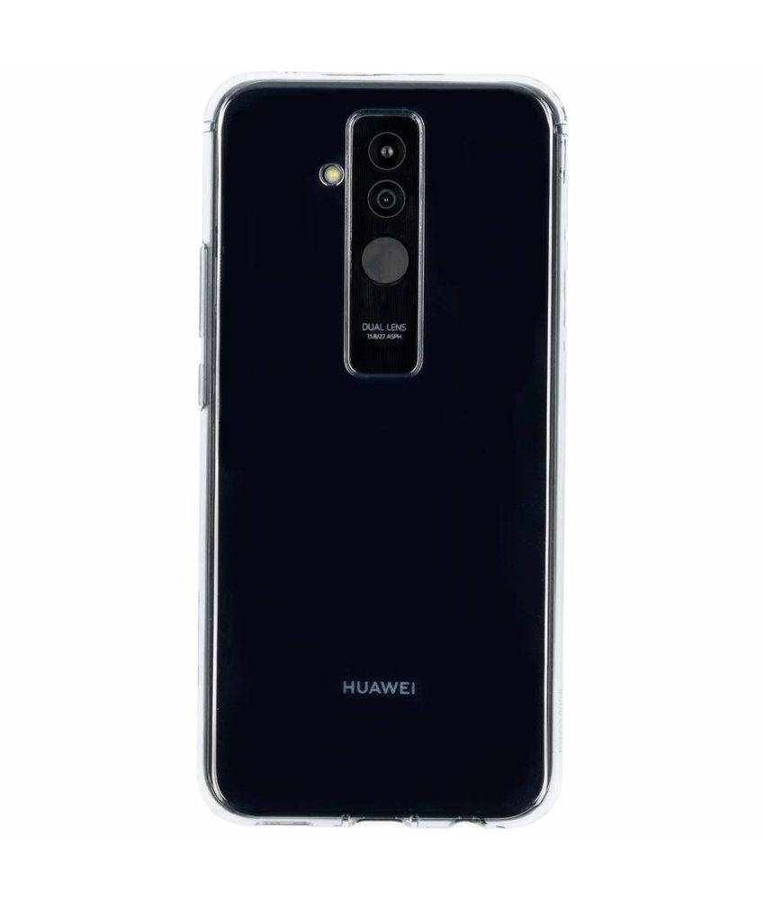 Huawei Transparant Soft Clear Case Mate 20 Lite