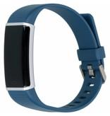 Blauwe VeryFit Activity Tracker & Heart Tracker
