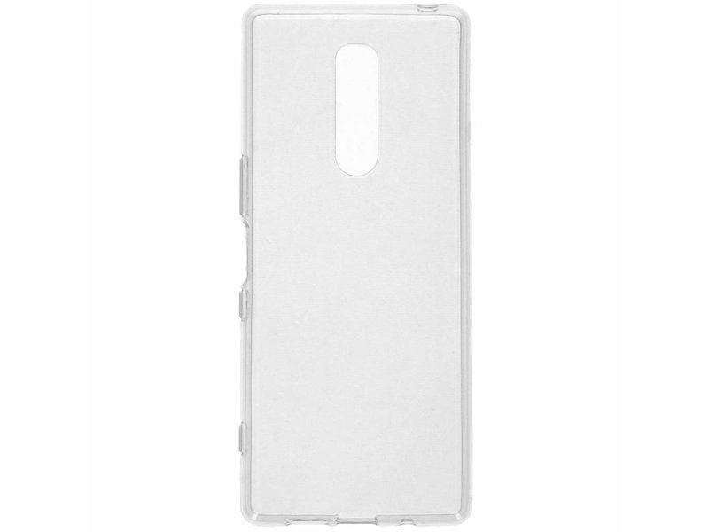 Sony Xperia 1 hoesje - Softcase Backcover voor Sony