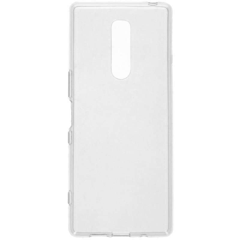 Softcase Backcover Sony Xperia 1