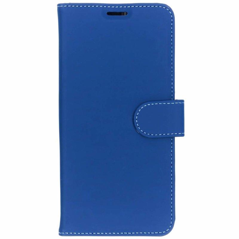 Accezz Blauw Wallet TPU Booklet Samsung Galaxy S10 Plus
