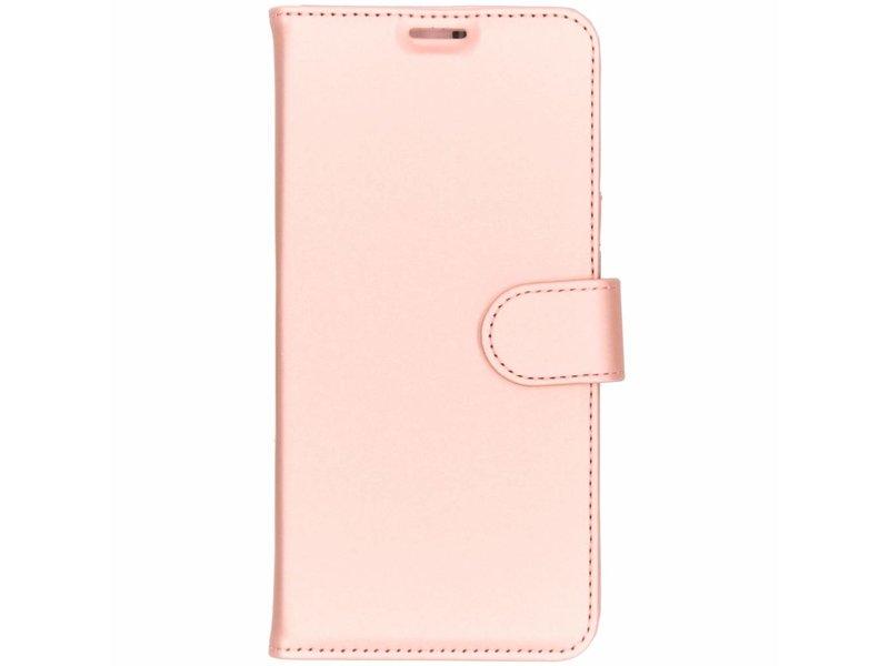 Samsung Galaxy S10 Plus hoesje - Accezz Rosé Gouden Wallet
