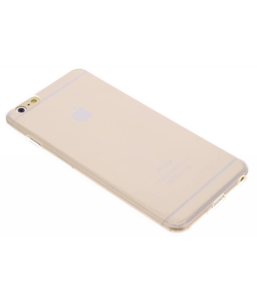 Softcase Backcover iPhone 6(s) Plus
