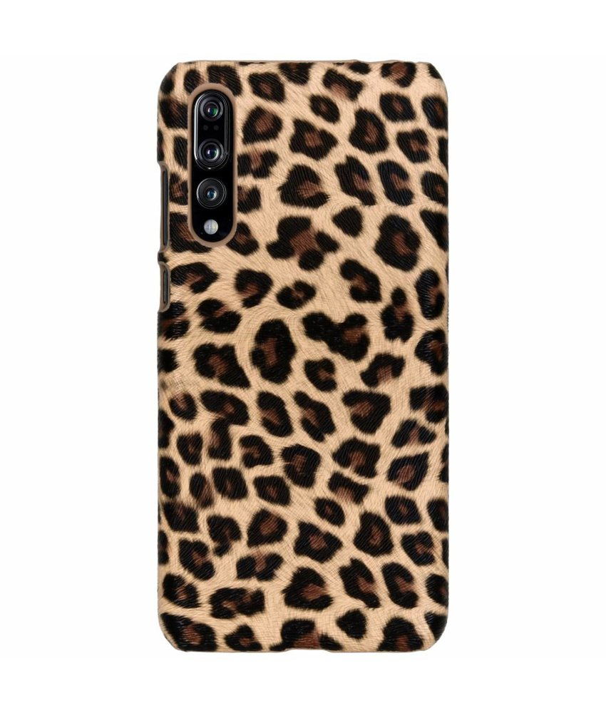 Luipaard Design Backcover Huawei P20 Pro