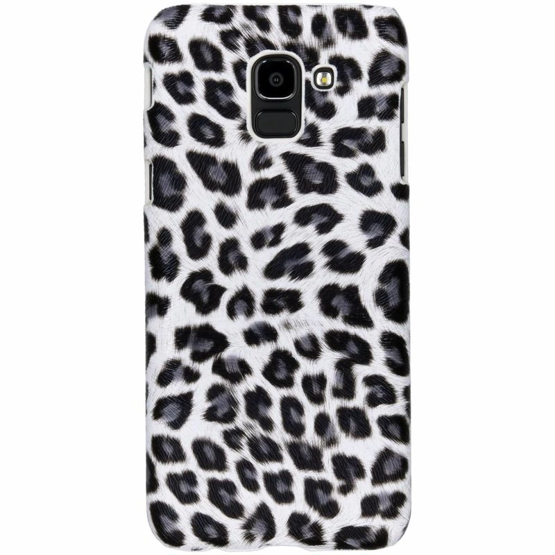 Luipaard Design Backcover Samsung Galaxy J6