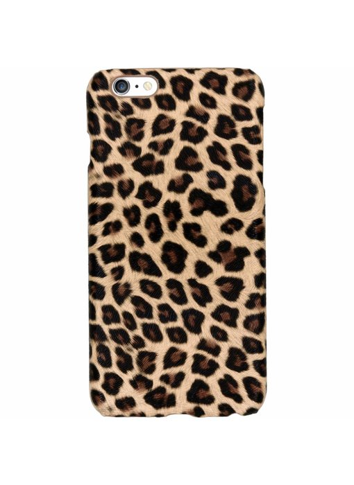 Luipaard Design Backcover iPhone 6(s) Plus