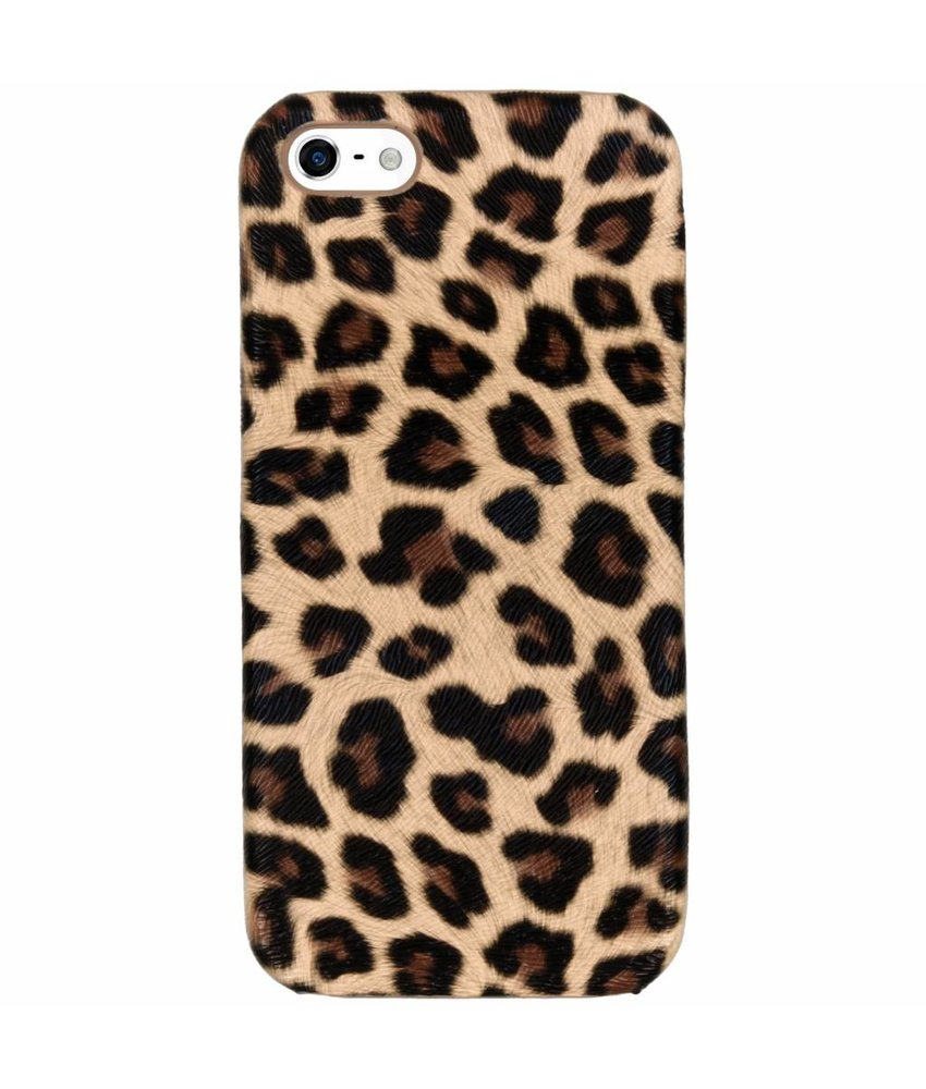 Luipaard Design Backcover iPhone SE / 5 / 5s