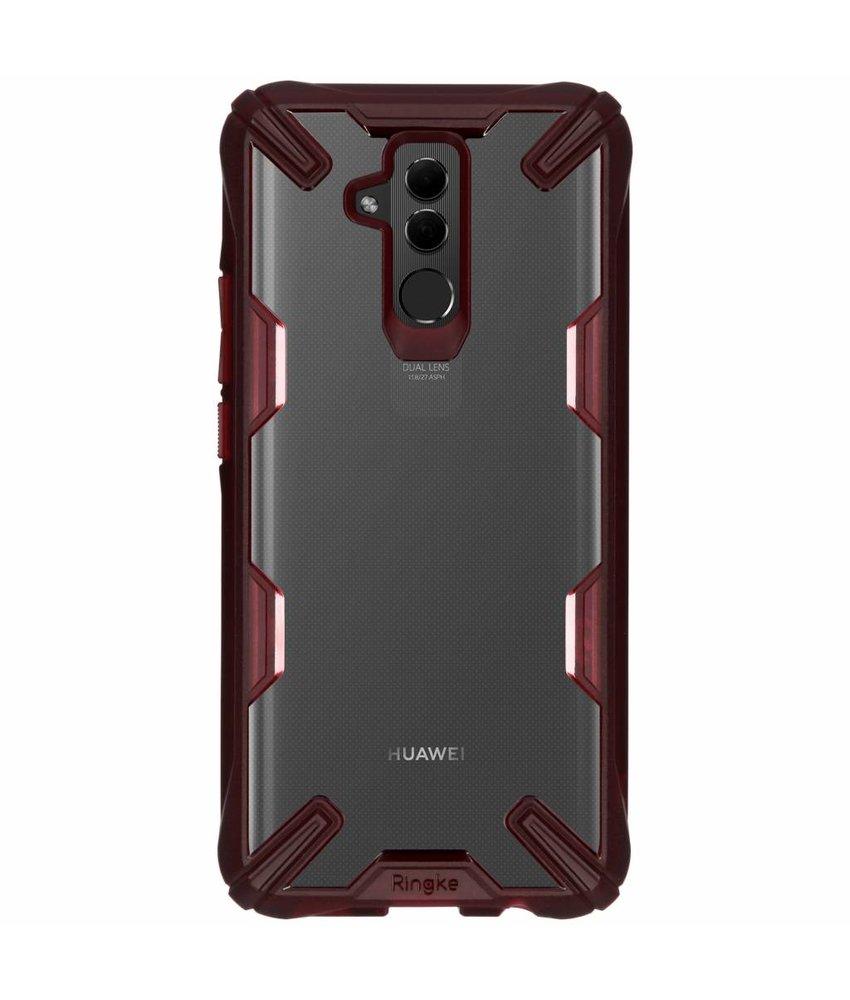 Ringke Fusion X Backcover Huawei Mate 20 Lite