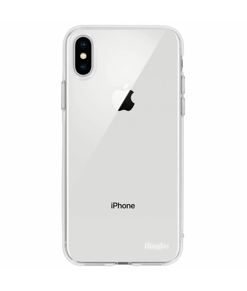 Ringke Fusion Kit Backcover iPhone X / Xs