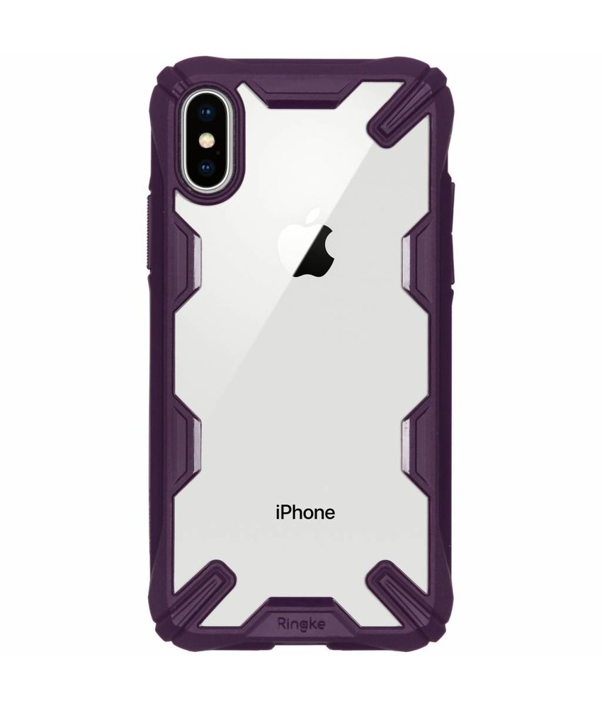 Ringke Fusion X Backcover iPhone X / Xs