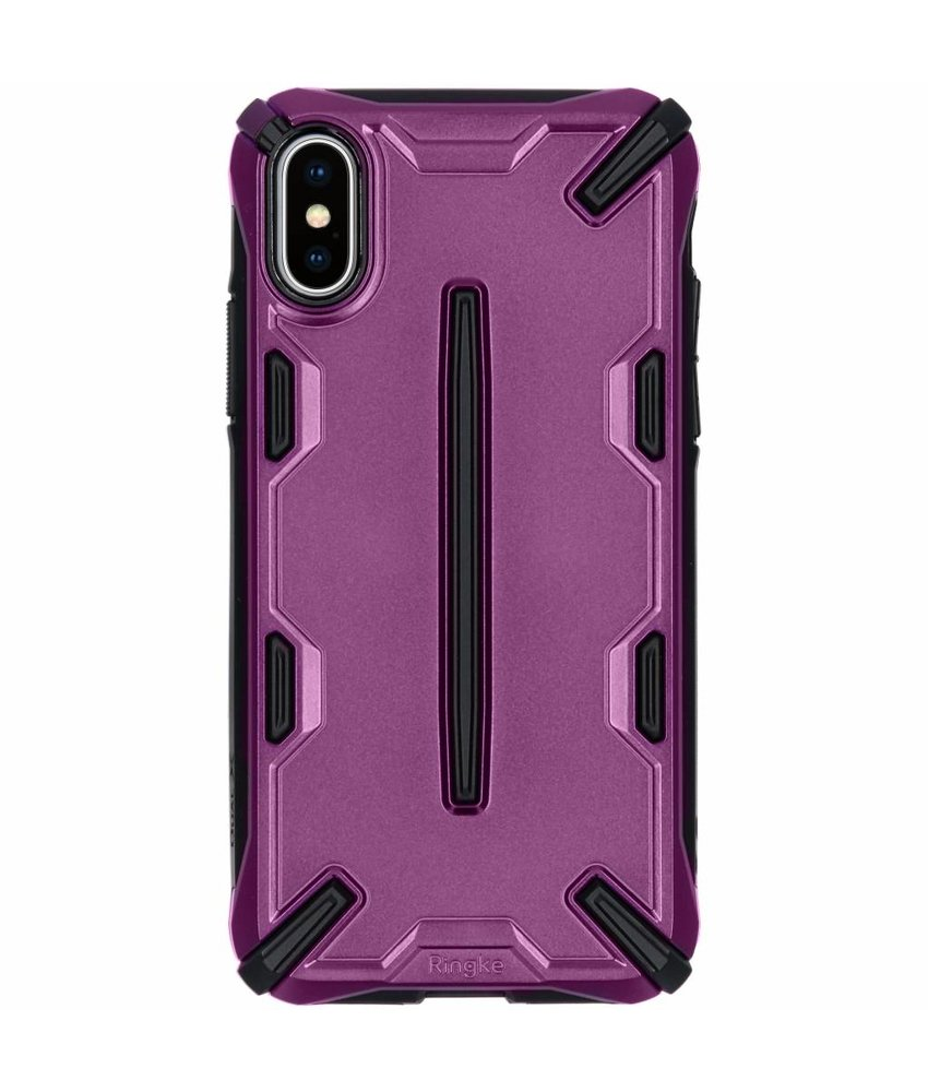 Ringke Dual X Backcover iPhone X / Xs