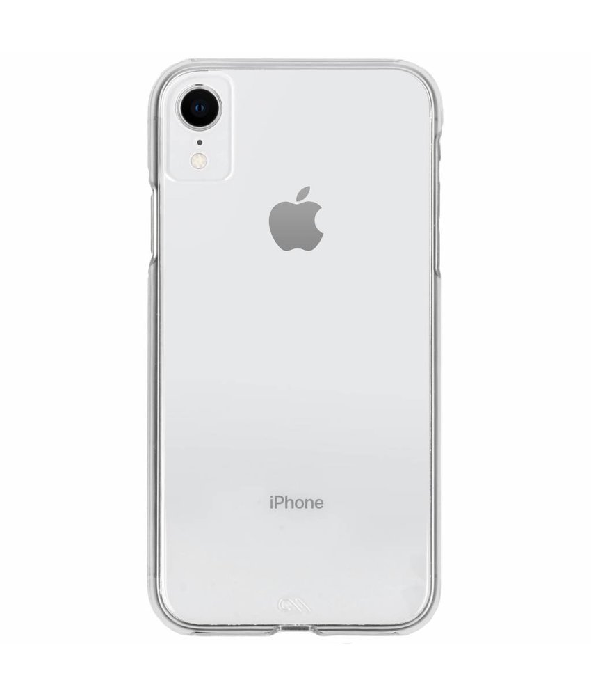 Case-Mate Barely There Backcover iPhone Xr