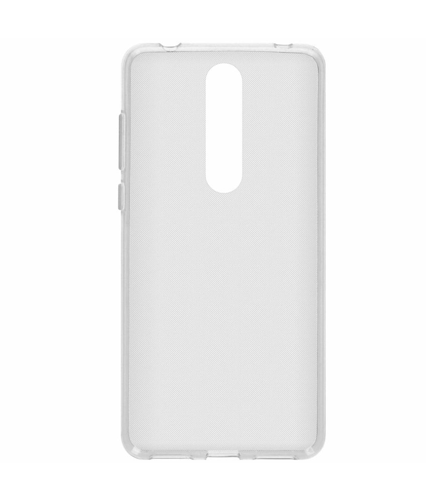 Azuri Slim Backcover Nokia 3.1 Plus