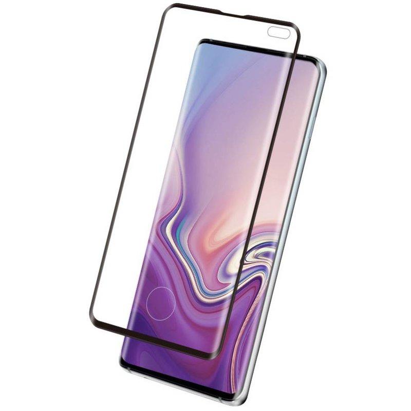 Eiger Edge to Edge Glass Screenprotector Samsung Galaxy S10 Plus