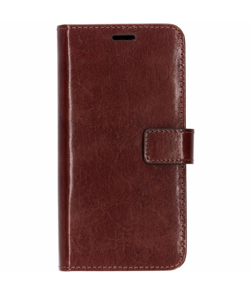 Valenta Leather Booktype Huawei P20 Lite