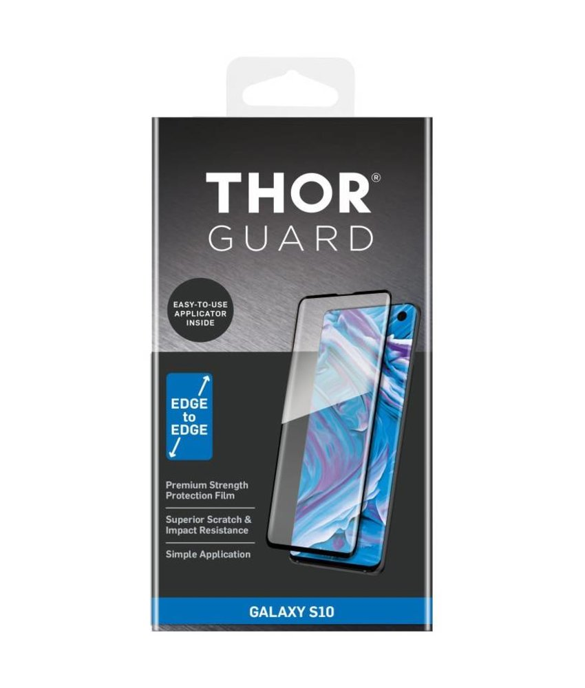 THOR Full Screenprotector + Apply Frame Samsung Galaxy S10