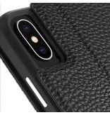 iPhone Xs Max hoesje - Case-Mate Barely There Booktype