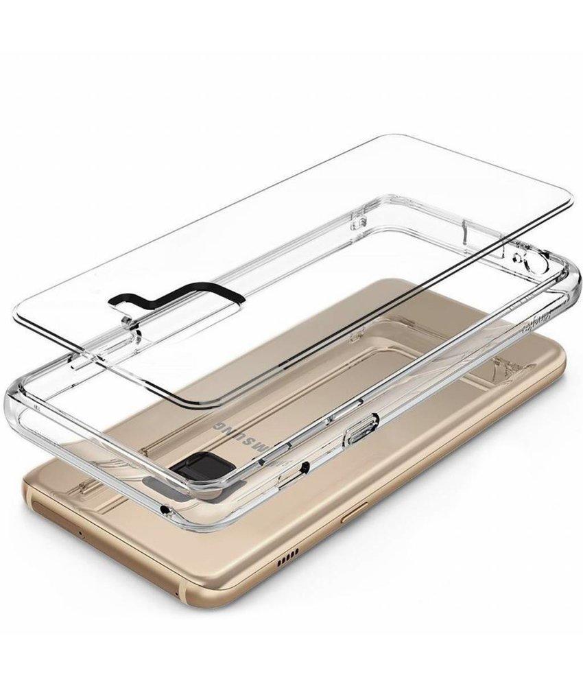 Ringke Fusion Backcover Samsung Galaxy A8 (2018)