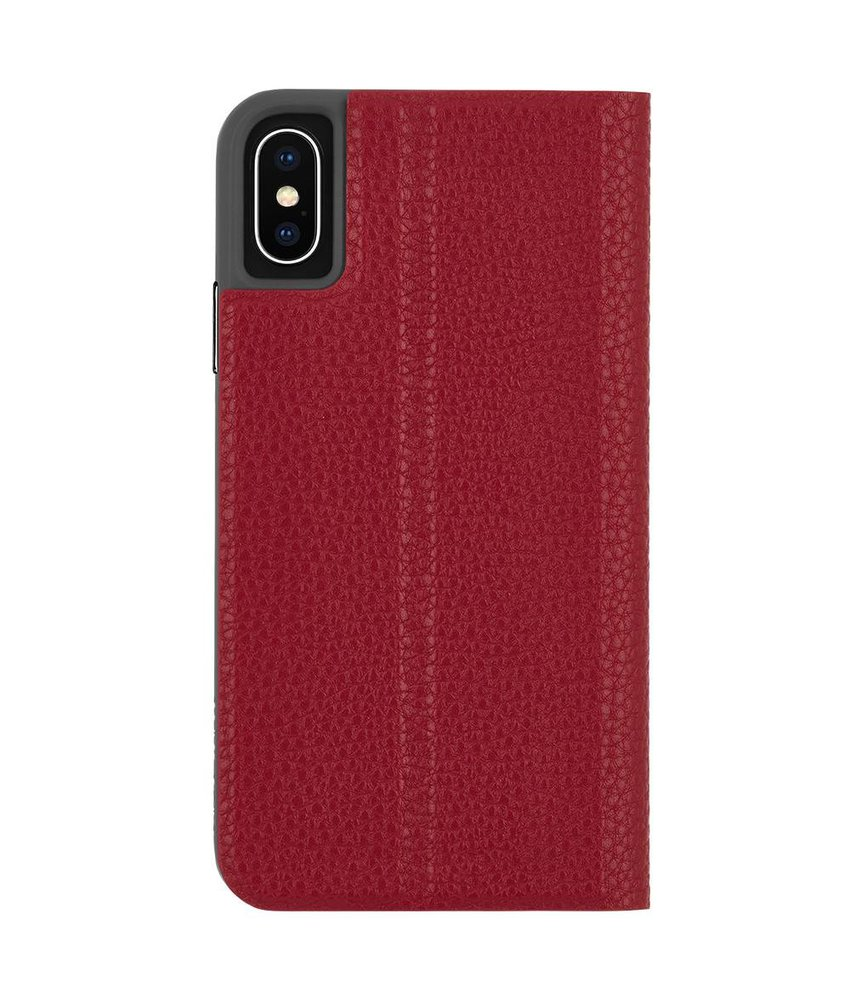 Case-Mate Barely There Booktype iPhone X / Xs