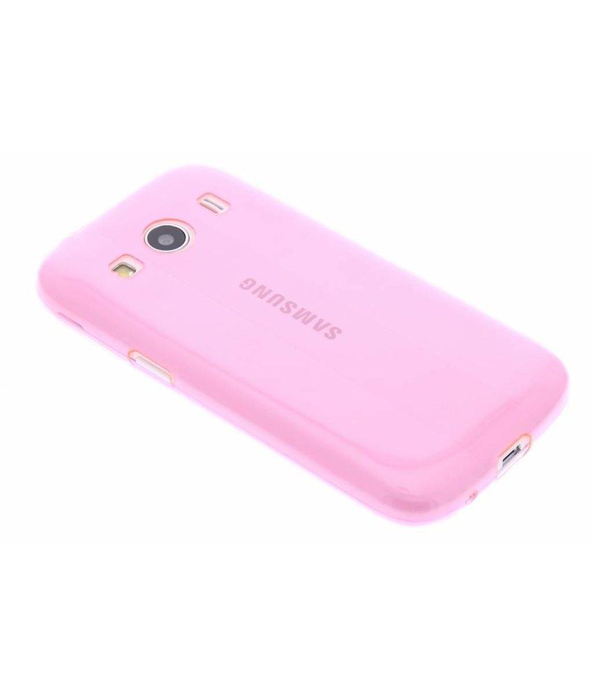 Ultra Thin Transparant Backcover Samsung Galaxy Ace 4