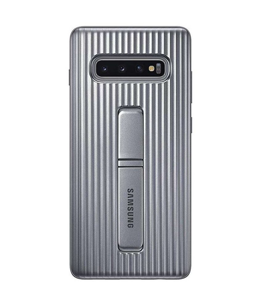 Samsung Protective Standing Backcover Samsung Galaxy S10 Plus
