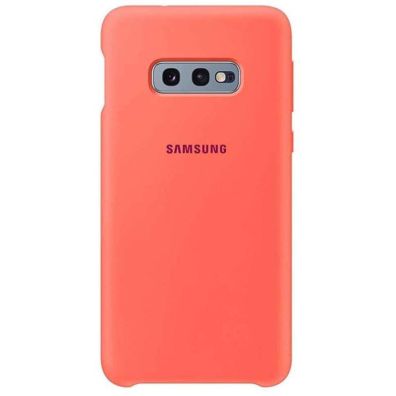 Samsung Silicone Backcover Samsung Galaxy S10e