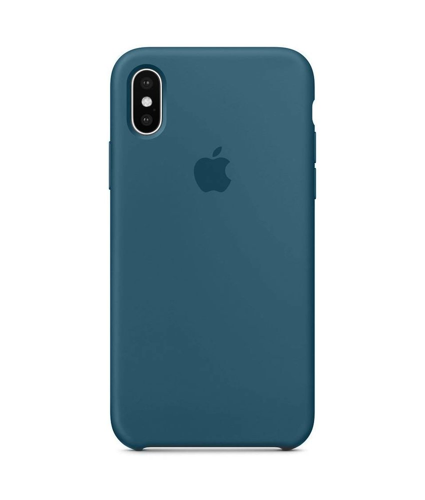 Apple Silicone Backcover iPhone X / Xs