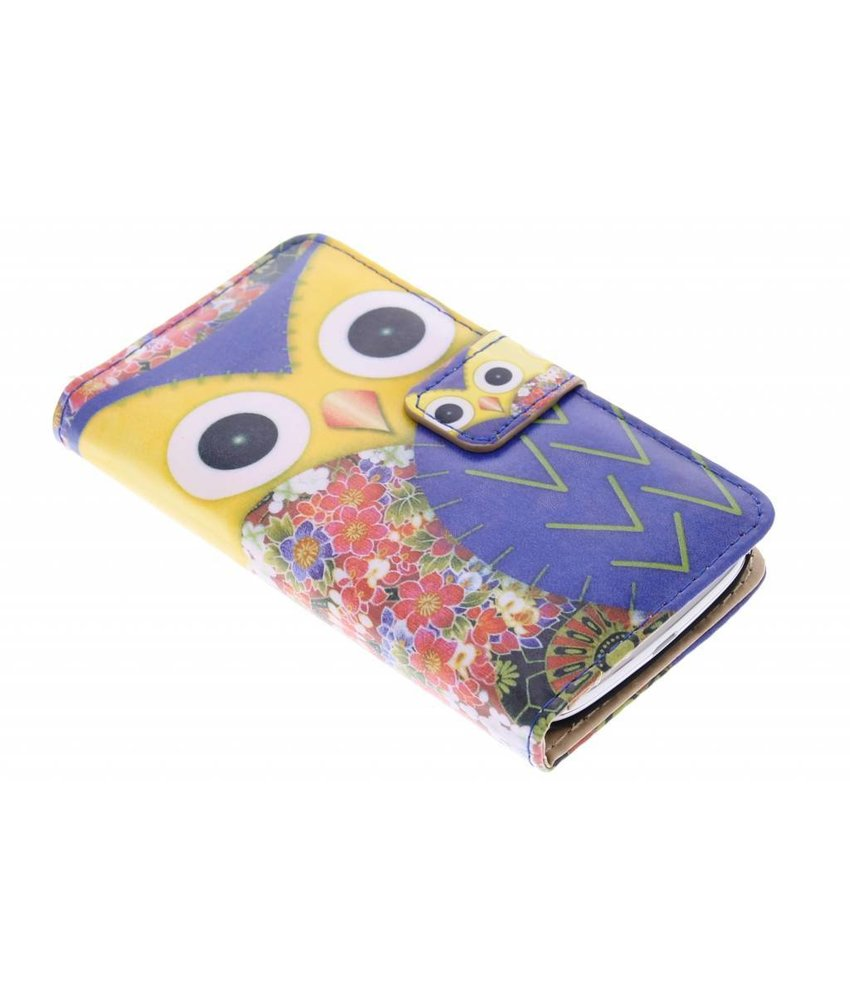 Design booktype hoes Samsung Galaxy Core