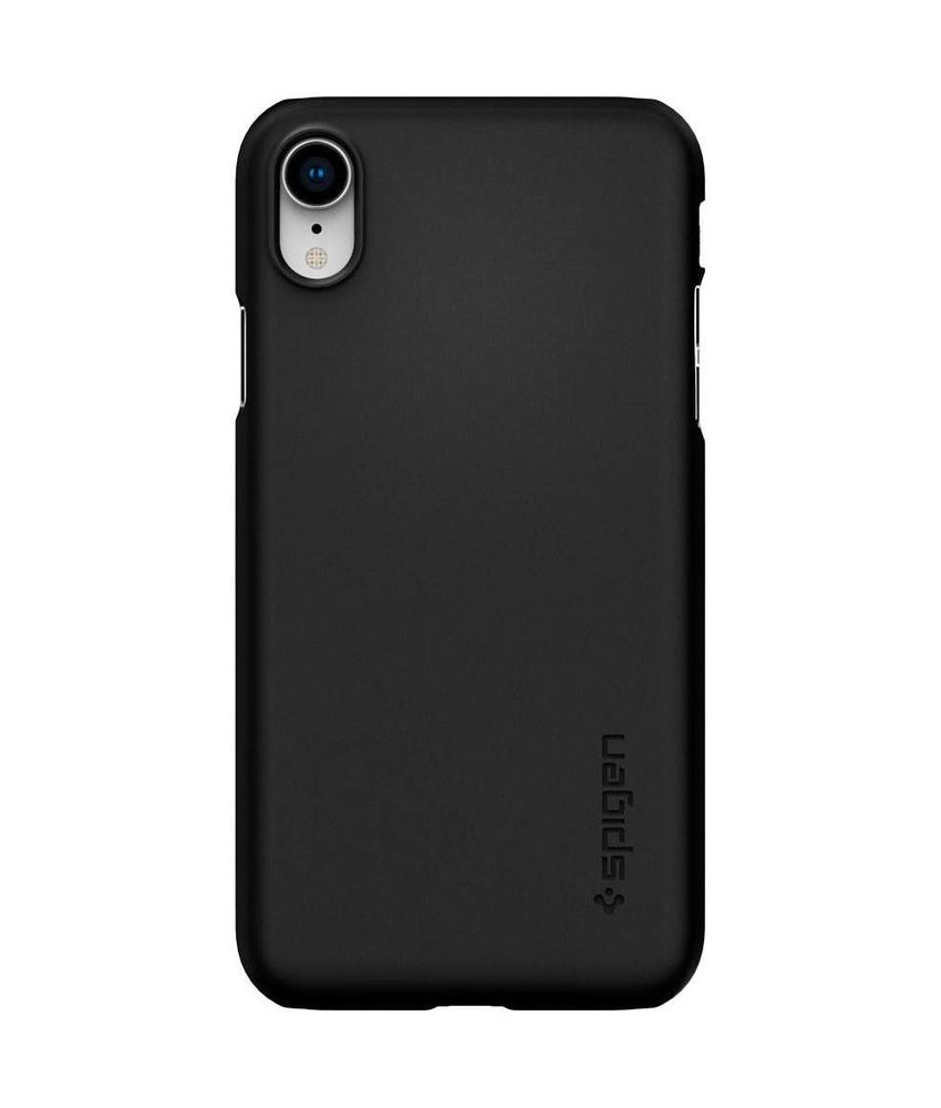 Spigen Thin Fit Backcover iPhone Xr