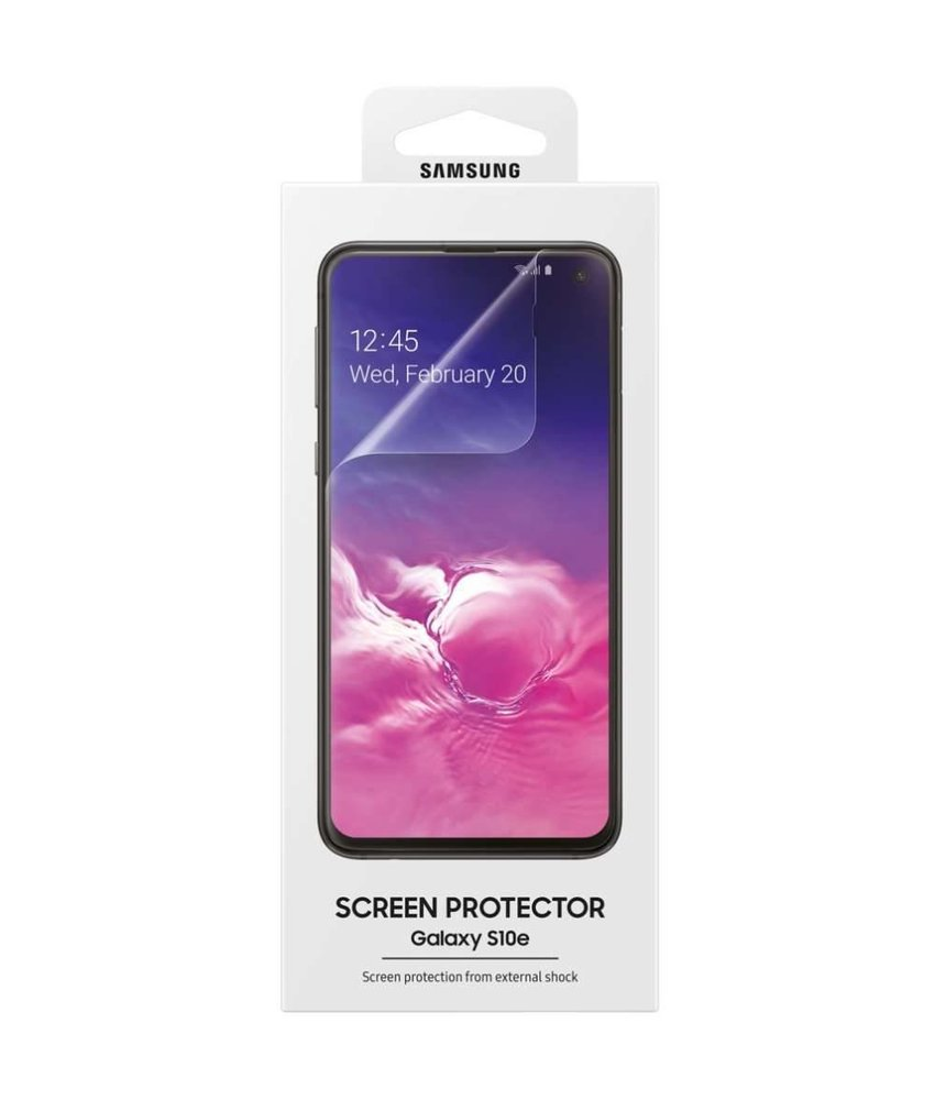 Samsung Screenprotector Samsung Galaxy S10e