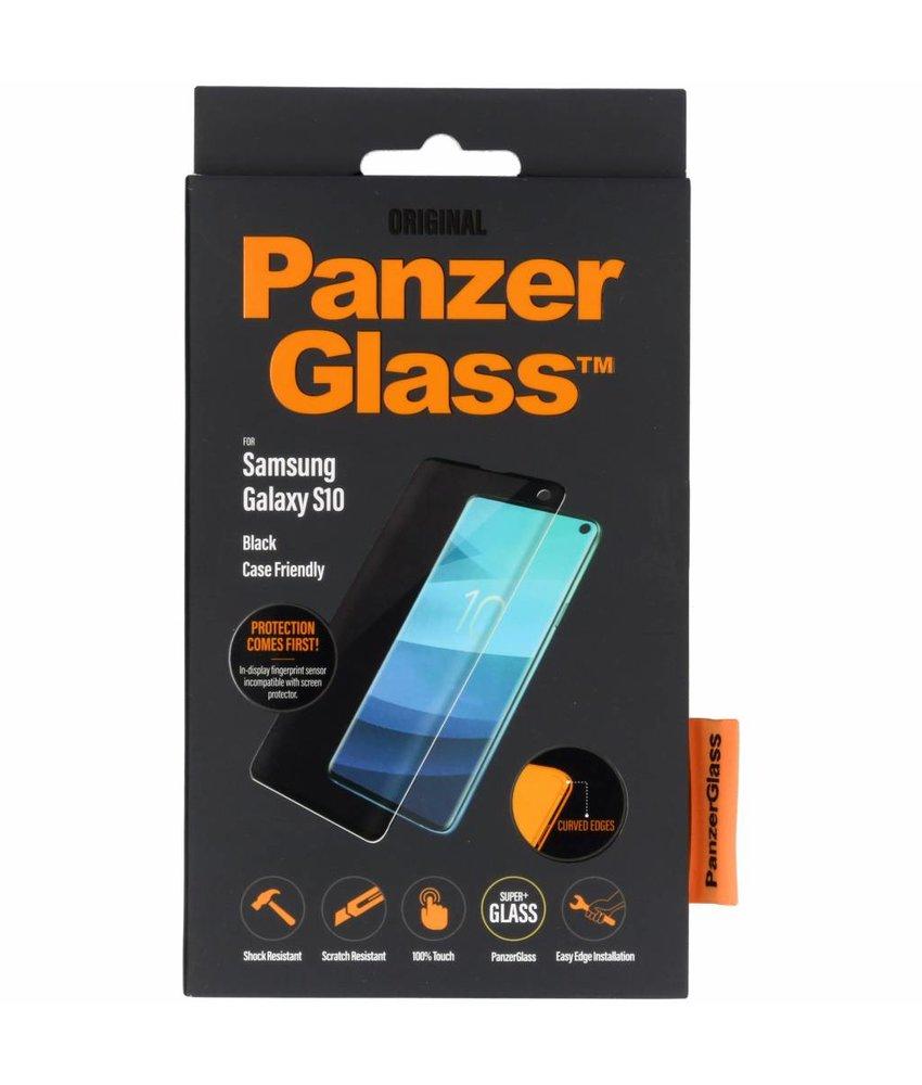 PanzerGlass Case Friendly Screenprotector Samsung Galaxy S10