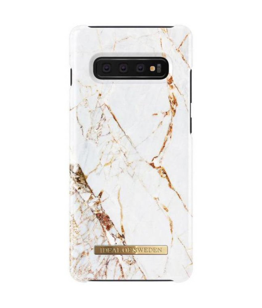iDeal of Sweden Fashion Backcover Samsung Galaxy S10 Plus