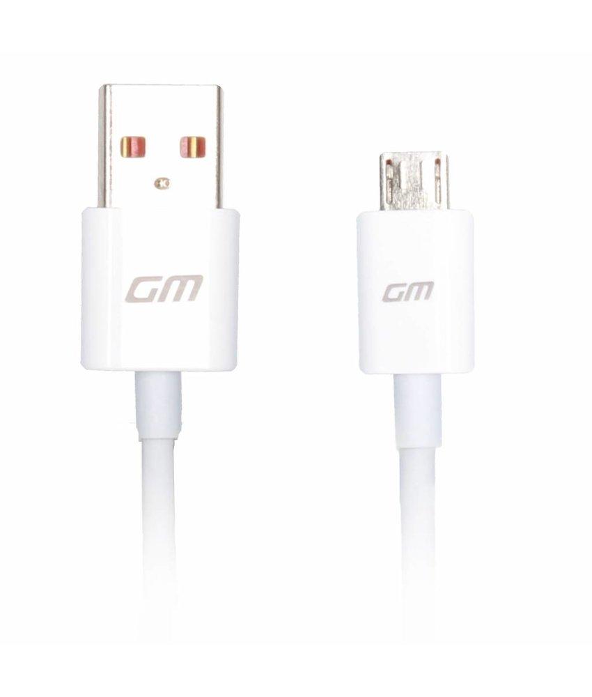 General Mobile Micro-USB naar USB kabel 0,95 meter - Wit