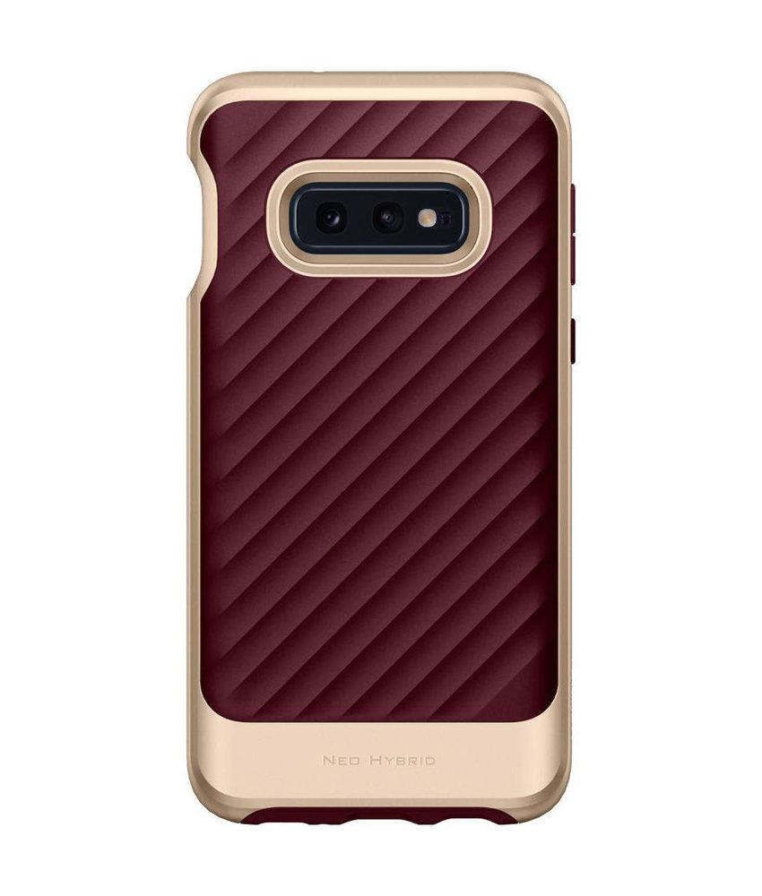 Spigen Neo Hybrid Backcover Samsung Galaxy S10e - Paars