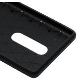 Sony Xperia 1 hoesje - Brushed Backcover voor de