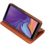 Hama Guard Booktype voor de Samsung Galaxy A7 (2018) - Donkerbruin