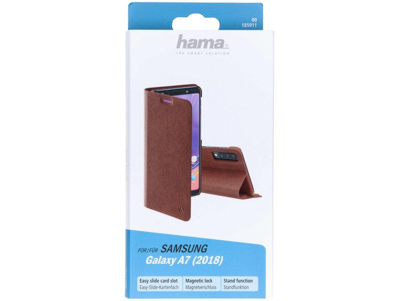 Samsung Galaxy A7 (2018) hoesje - Hama Guard Booktype voor