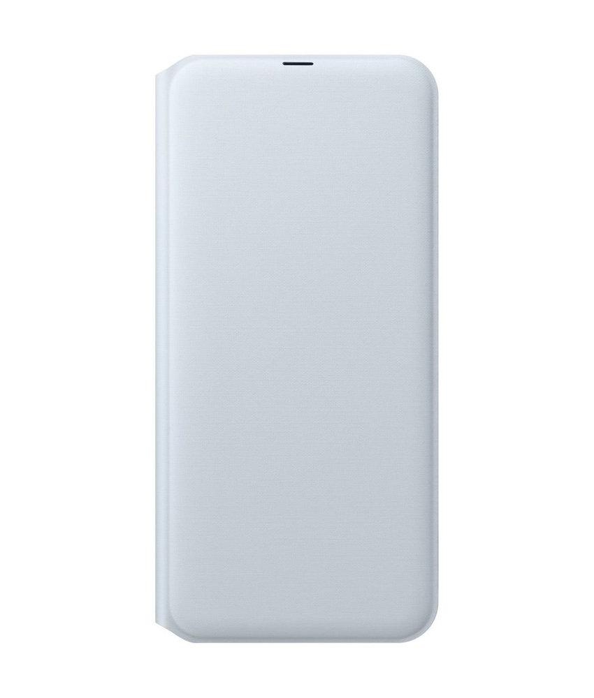 Samsung Wallet Booktype Samsung Galaxy A50 / A30s - Wit