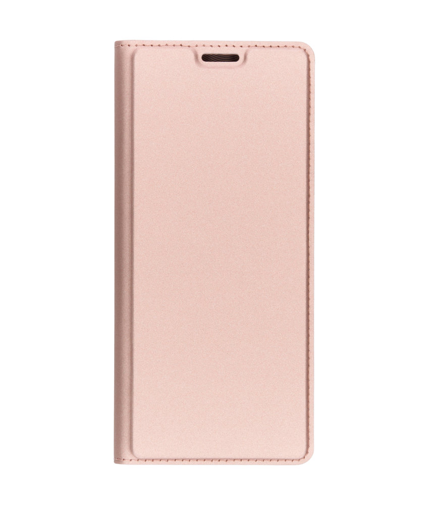 Dux Ducis Slim Softcase Booktype Sony Xperia 1 - Rosé Goud